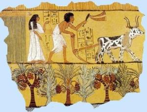 как появилась цивилизация древнего египта