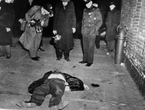 когда в америке была высокая преступность