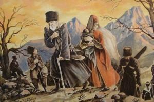 когда был разгар кавказской войны