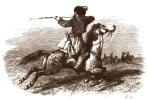 как черкесы воевали с россией
