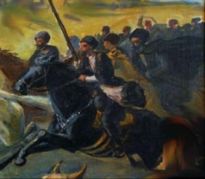 как адыги - черкесы брали русские крепости - укрепления