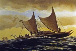 как полинезийцы заселили Гавайские острова