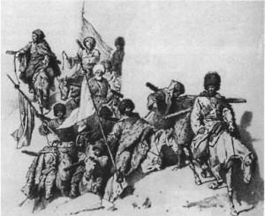 какие поражения терпела русская армия