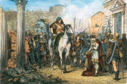 когда началось средневековье