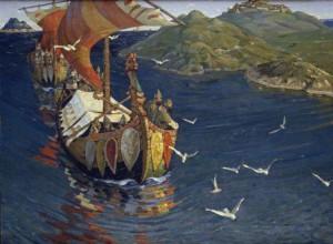 что такое путь из варяг в греки и почему русское государство стало таким сильным