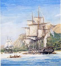 когда европейцы стали посещать гавайские острова