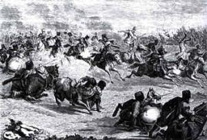 известные битвы между адыгами и русскими