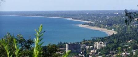 какие укрепления были на черноморской береговой линии
