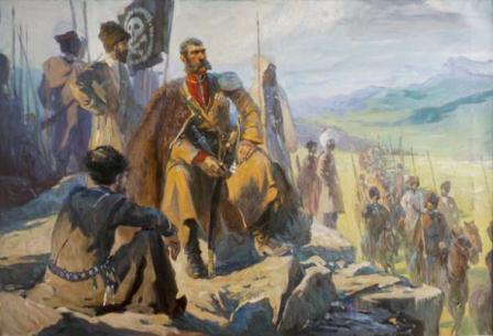 когда россия воевала с кавказом