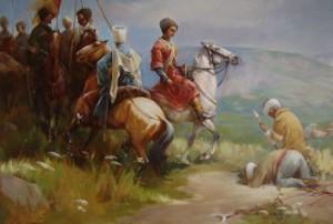что делала кабарда в кавказскую войну