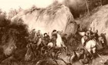 какие известные сражения были в кавказскую войну