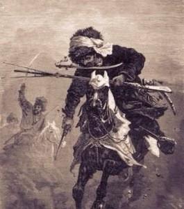 какие кавказские народы участвовали в кавказской войне