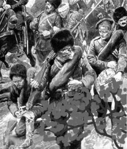 чеченцы в кавказской войне