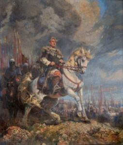 почему святослав пошел на болгарию