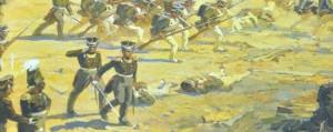 кавказская война история
