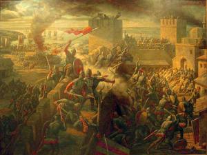 с кем воевал князь святослав