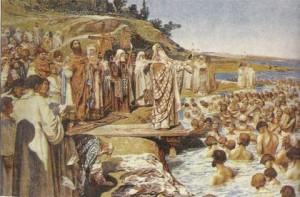 как русь приняла христианство
