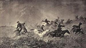 какой была кавказская война