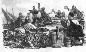 почему владимир сказал, что русь не может без алкоголя