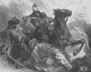 как россия терпела поражения на кавказе