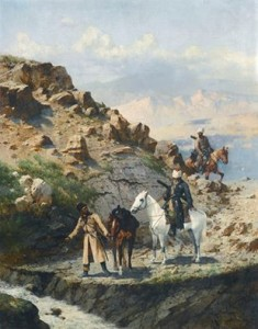 сколько шла кавказская война