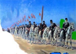 османские конники