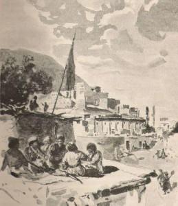 как воевали горцы в кавказскую войну