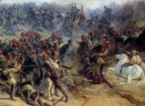 кто помогал кавказским горцам в кавказскую войну