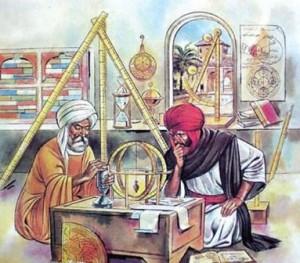 когда в исламском мире появились большие научные достижения