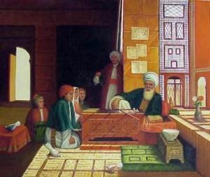 как было с образованием в исламском мире