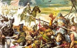 как возник арабский халифат