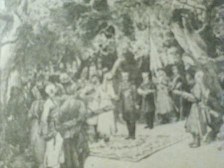 кавказская война почему сдался мухаммад амин