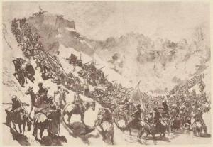 кавказская война кто победил в кавказскую войну