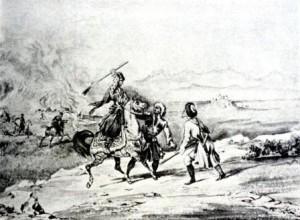кавказская война как подавили сопротивление чеченцев
