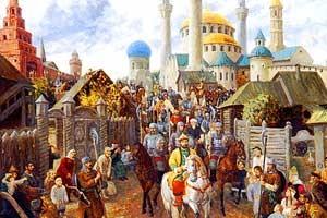 кто такие казанские татары