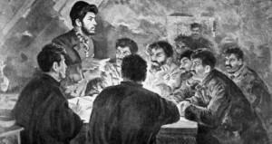 как сталин стал править россией