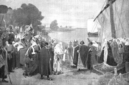 германия в средневековье