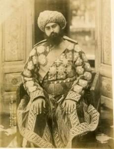 кто такой эмир бухарский