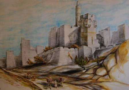 откуда пошел город иерусалим