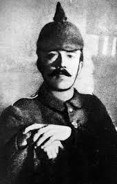гитлер на первой мировой войне