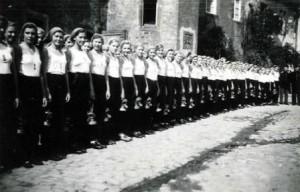 как жили в нацистской германии