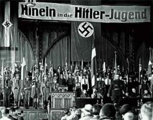 как жили дети в фашистской германии