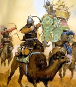 монгольские завоеватели были жетоскими