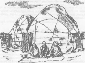 как жили раньше монголы