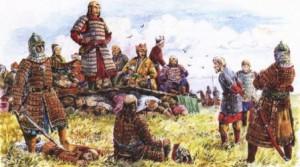 победа монголов на калке
