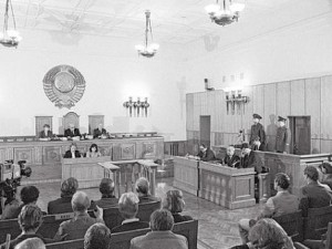 почему в ссср суды не оправдывали
