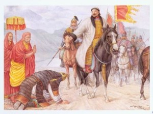 как образовалась монгольская империя
