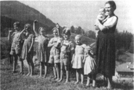 как жил народ в гитлеровской германии