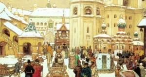 какая история у древнего русского новгорода