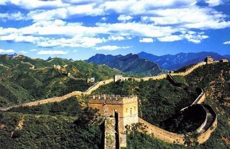 как появилась великая китайская стена